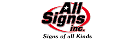 All Signs Inc. Logo
