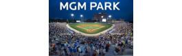 MGM Park Biloxi Logo
